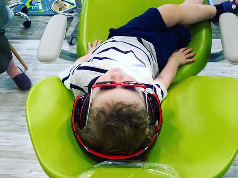 Fillings & Crowns at Treehouse Kids Dentist in Springfield, Oregon
