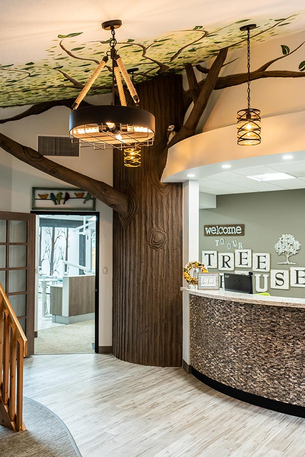 Treehouse Kids Dentist's provides the highest quality pediatric dentistry in an incredibly warm, friendly, and fun environment located in Springfield, Oregon