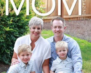 Erin Estep in MOM Magazine